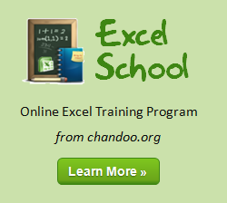 Excel Dashboard School
