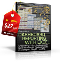 Dashboard Reporting With Excel Ebook